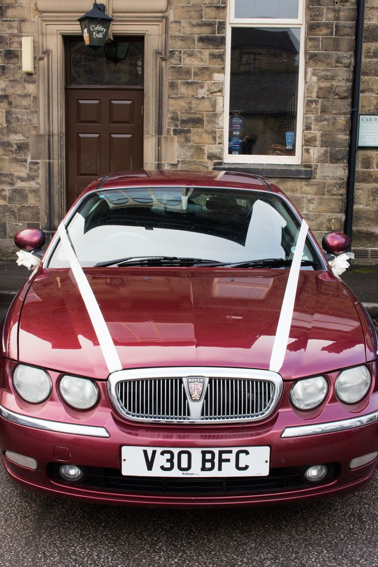 Nice Rover   Wedding Car