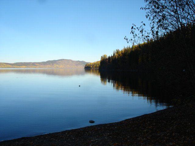 Indian Bay Francois Lake. BC