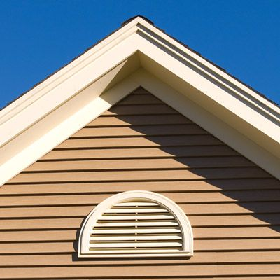 Soffit And Fascia Fascia Back Textured Fascia Pvc Coated