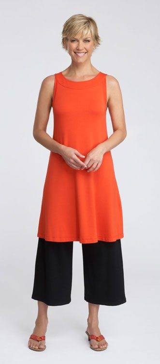 Flax In-Motion Tunic Dress