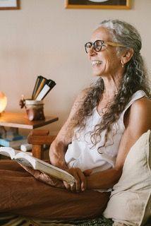 My Daily Routine: Ayurvedic Practitioner Myra Lewin, Anahola, HI USA