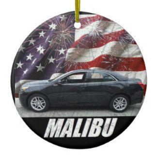 2013 Malibu LT Ceramic Ornament