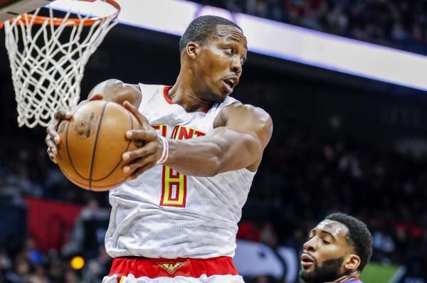 PHILADELPHIA -- With an NBA playoff berth hanging in the balance, the Atlanta Hawks are trying to regain their form.