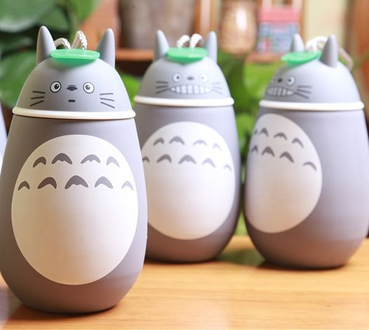 Metal Type:Stainless Steel Thermal Insulation Performance:6-12 hours Production:Vacuum Flasks Material:Stainless Steel Shape:Belly Cup Model Number:Totoro Glass Liner Material:Stainless Steel Bottle T