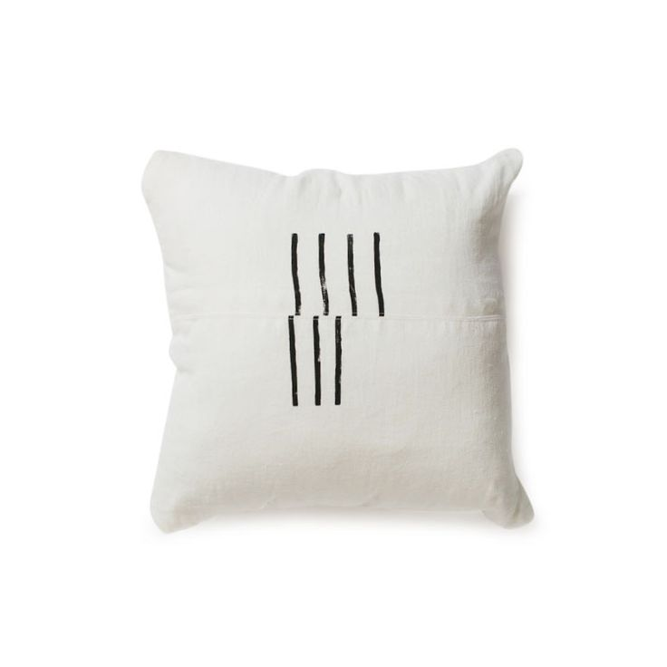Add a little hand made touch to your couch, bed or cozy nook with this Morocco inspired pillow.