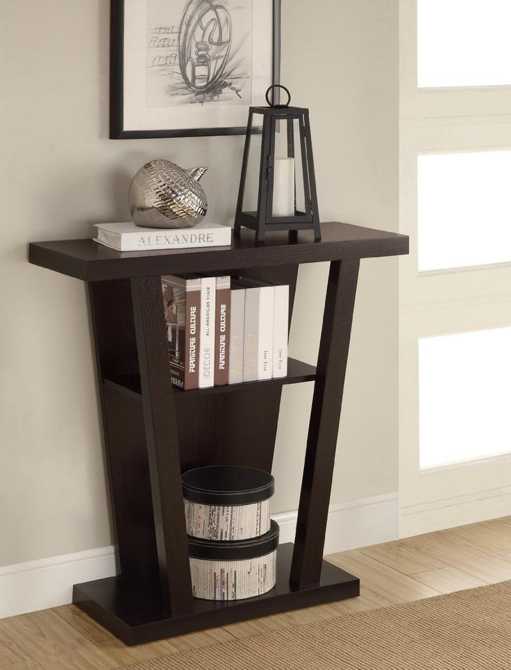 Foyer Table With Storage top 25+ best contemporary console tables ideas on pinterest