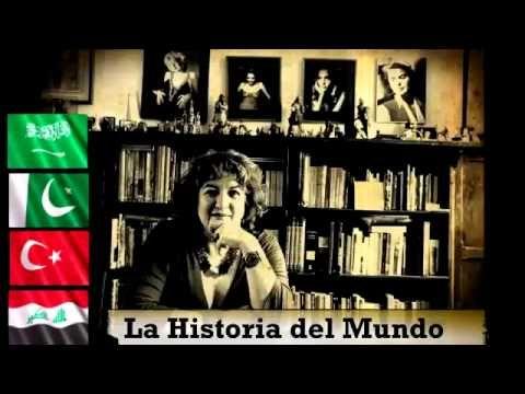 Diana Uribe - Historia del Medio Oriente - Cap. 12 (Nacimiento de los es...