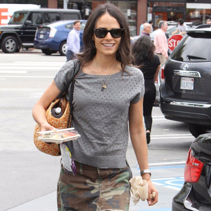 Jordana Brewster Might Convince You to Try This Early 2000s Fashion Trend Again