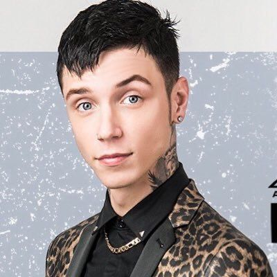 17 Best images about Andy Biersack on Pinterest | Batman ...