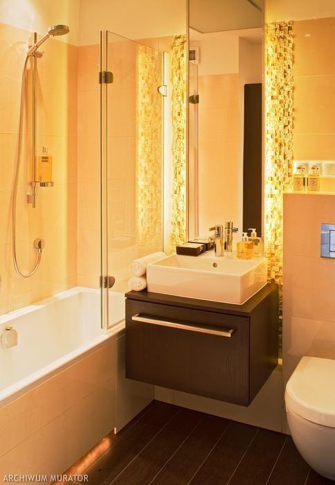 Małe łazienki w bloku zdjęcia
