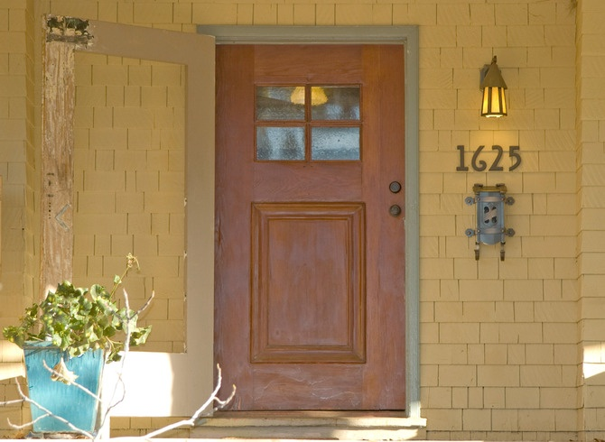 Best 25 craftsman house numbers ideas on pinterest for Bungalow house numbers