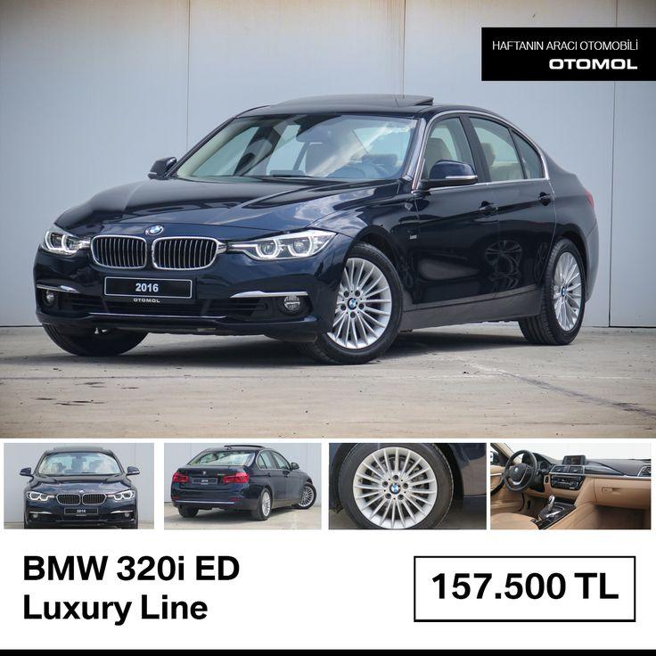 Haftanın otomobili : BMW 320i ED Luxury Line