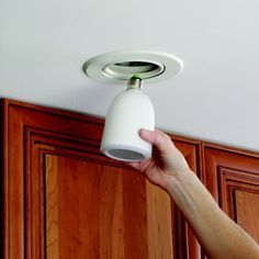 CANISTER LIGHT THAT ARE SPEAKERS | Speakers that screw into your recessed light socket….Audio bulbs ...