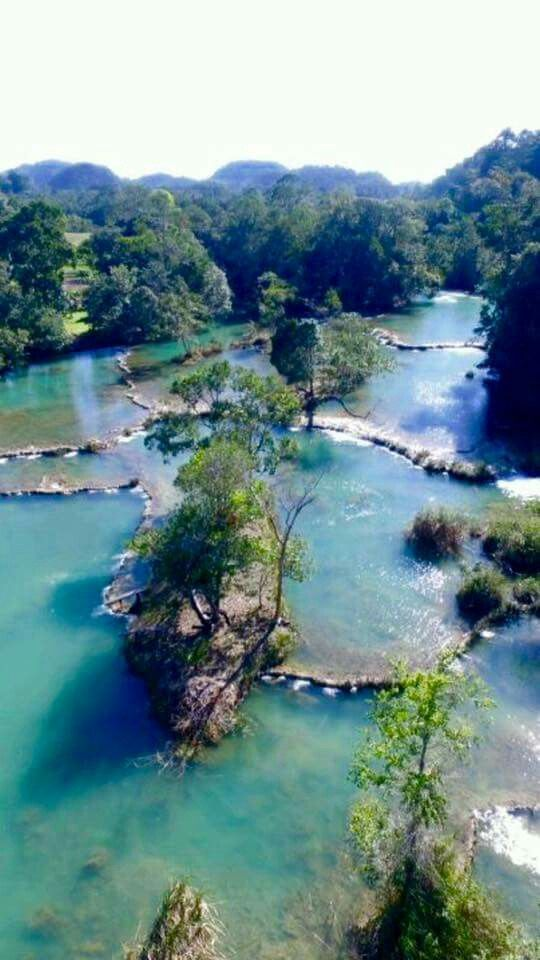 eco centro las monjas, poptun peten Guatemala