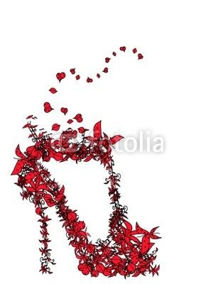 Pinning my flora #shoes :-) stock #vectors and #images