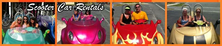 Fantasea Scooters | Scooters and ScootCars Rentals, Scooter Trikes, Bicycles, Beach Wheelchairs, Beach Supplies, Fishing Bait and Tackle, Su...