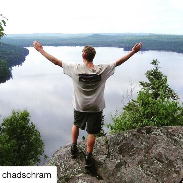 When it's Friday ( fri-yay) afternoon and you are so ready for the weekend!!! Have a wonderful golden weekend #Tamakwa!!! #tamakwaspirit #algonquinpark #Repost @chadschram ・・・  \ big crow's nest /