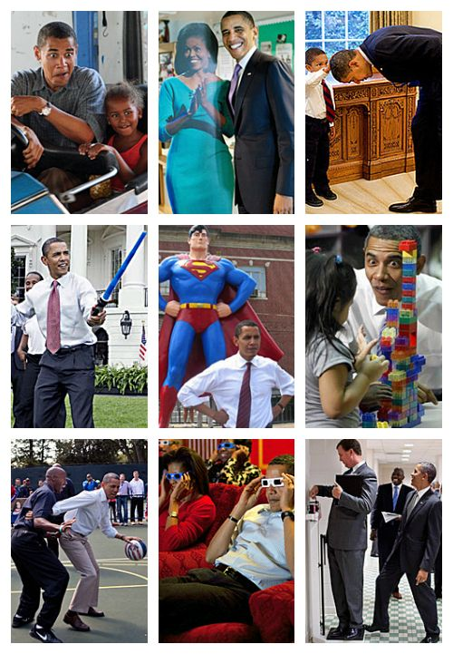 My favorite pictures of President Barack Obama