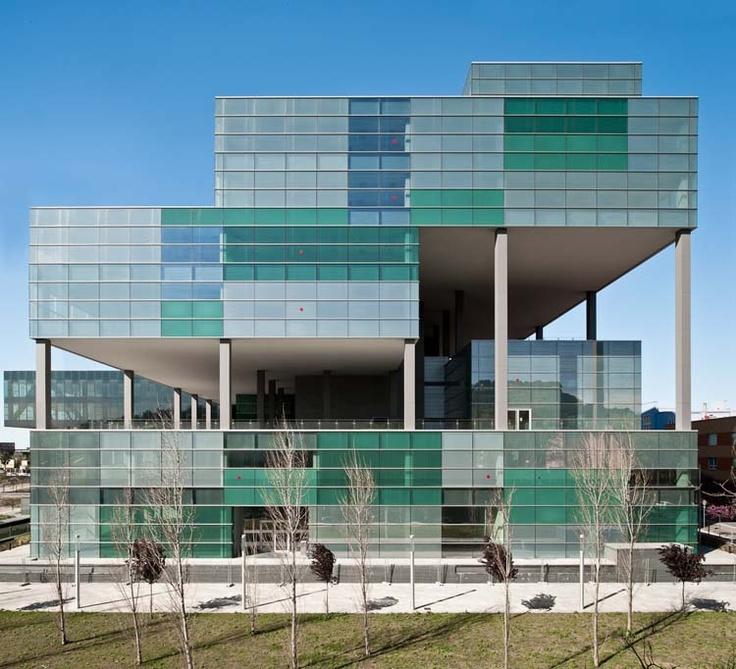 ARQA - Distrito 38, Barcelona Área de negocios