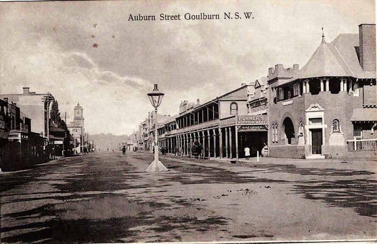 Cnr Clifford & Auburn Streets, Goulburn