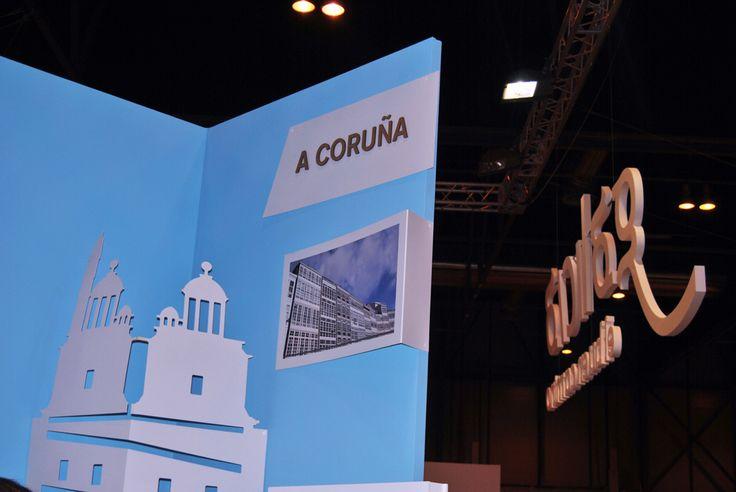 Presentación Turismo de A Coruña en #Fitur2016