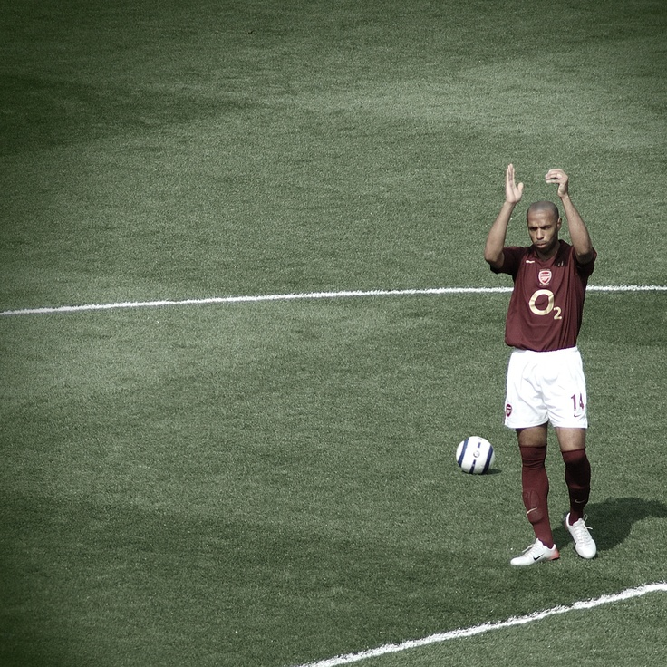 A Farewell to Highbury from Thierry Henry