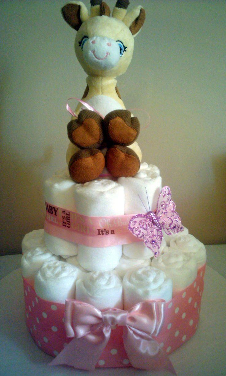 Cloth Diaper Cake