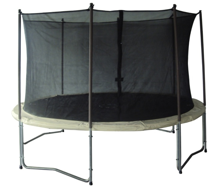 $299--Sportspower Trampolines 13 FT Trampoline and Enclosure
