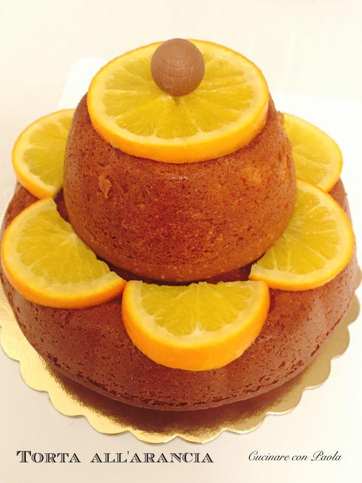 Torta alle arance!