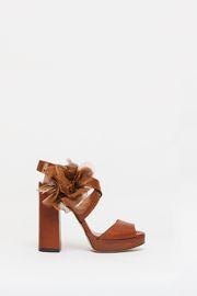 TWIN-SET Simona Barbieri :: PE14 :: Twin-set Sandalo Fiore (nr.35-38)
