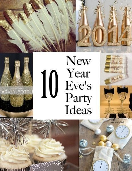 New Year's Parties are so fun and so memorable for kids and adults! Here are a few fun ideas to help you make fun memories at your party this year!New Year's Clock- You will love this fun printable that...