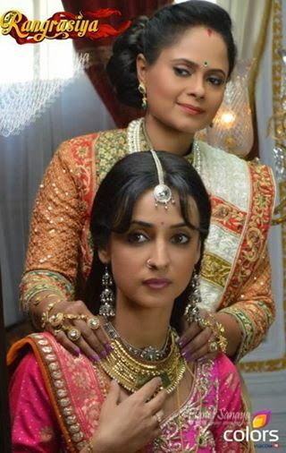 Rang Rasiya Episode - 7, January 7th, 2014 ~ Planet Sanaya | Sanaya Irani Fan Club
