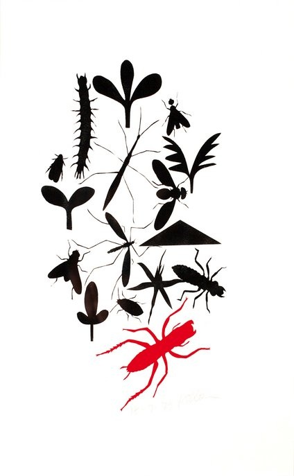richard killeen - insects