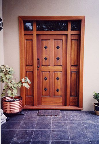 Fabrica de Puertas | Portones | Puertas de Madera