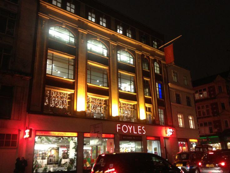 Foyles in Soho, Greater London