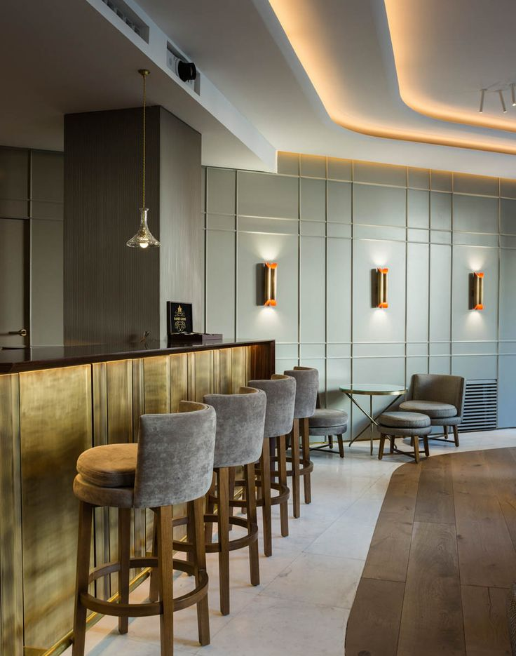 If you need some ideas to decorate your restaurant, here are some ideas!  Interior design trends to decor your restaurant! #restaurantdesign #restaurantnews #designnews
