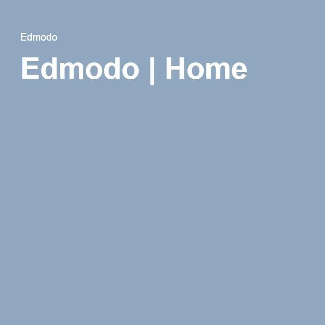 Edmodo | Home