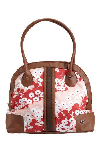 Sold Out Modcloth Daisy Does It Shoulder Bag