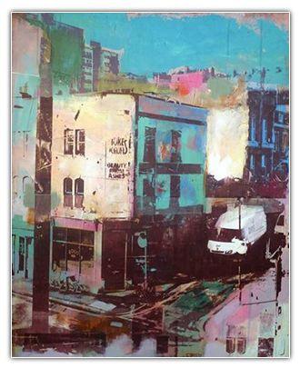 Jamaica Street Artists: Dan Parry-Jones