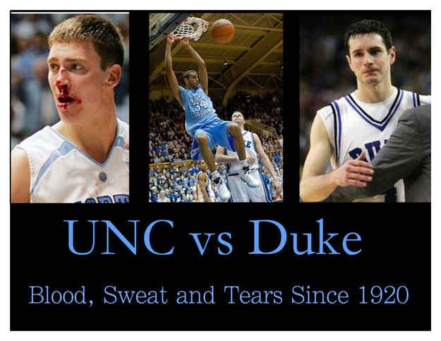 You know for a fact that the UNC-Duke rivalry is more serious than any fan can understand. | 28 Signs You Went To UNC Chapel Hill