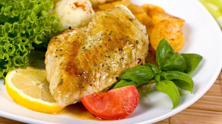 Lemon Dilly Chicken