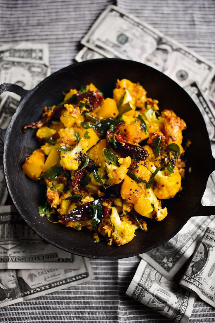 Warm up your winter root vegetables with this decadent curry.