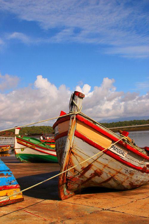 Boats awaiting a captain
