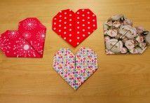 [TUTO] Un joli pliage de serviette en coeur pour la fête des mères - Mesa Bella Blog