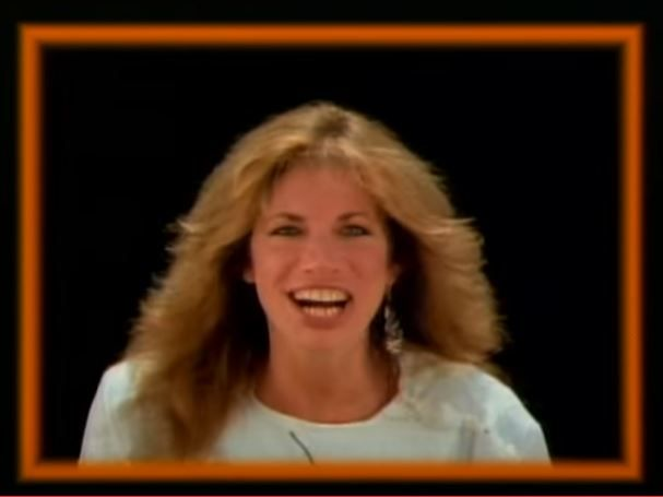 Carly Simon, Ghostbusters music video, still photo