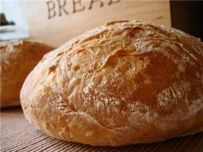 Хлеб без замеса. Быстрая версия