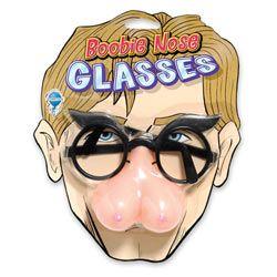 Boobie naso occhiali