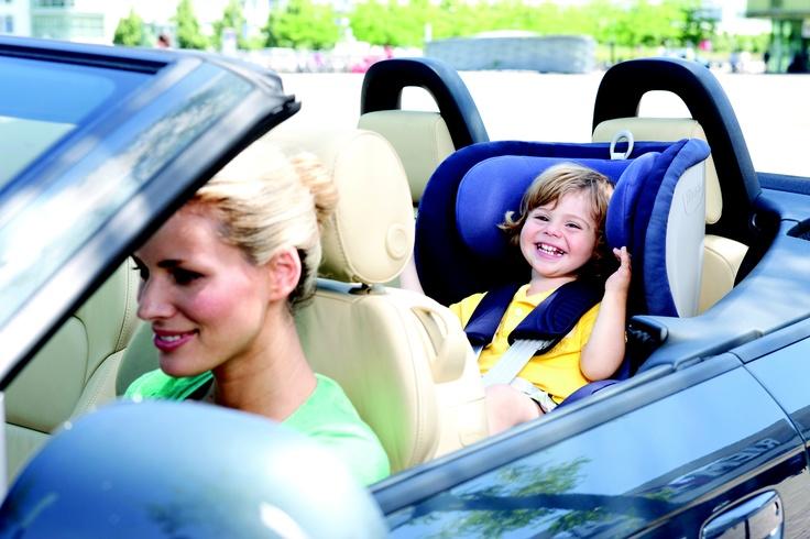 Silla auto Römer Trifix para niños entre los 9Kg y los 18Kg