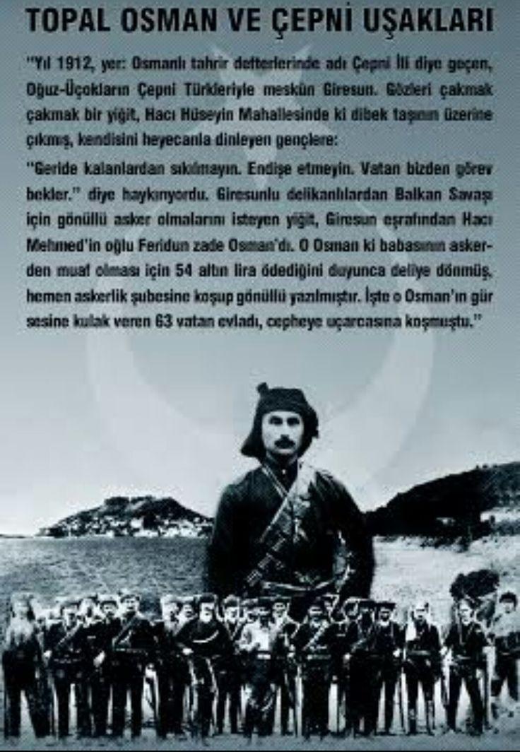 Topal Osman Ağa/Giresun