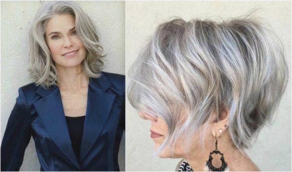 Frisuren Halblang Gestuft Ab 50 Frisuren Frauen Ab…